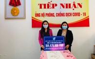 Nghệ An: Gần 50 tỷ đồng ủng hộ phòng, chống Covid-19