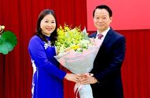 Chủ tịch Hội LHPN tỉnh Yên Bái được giới thiệu ứng cử chức danh Phó Chủ tịch UBND tỉnh
