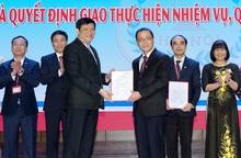 GS Tạ Thành Văn làm Chủ tịch Hội đồng trường Đại học Y Hà Nội