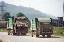 Bãi rác Nam Sơn lại bị chặn, rác bắt đầu ùn ứ ở nội thành Hà Nội