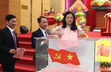 Tỷ lệ nữ trong Ban Chấp hành Đảng bộ tỉnh Phú Thọ khóa XIX là 18,86%