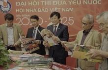 Trưng bày, triển lãm tác phẩm - ảnh báo chí chào mừng Đại hội thi đua yêu nước Hội Nhà báo VN