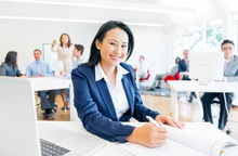 Phụ nữ Việt Nam được chuẩn bị tốt hơn để đảm nhận những vị trí ra quyết định trong doanh nghiệp