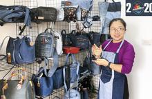Biến hóa quần jeans cũ thành đồ thời trang độc lạ không đụng hàng