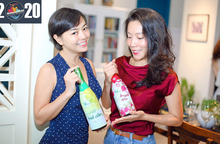 """Hàng loạt thương hiệu xanh tặng quà bán đấu giá gây quỹ Mottainai """"Trao yêu thương - Nhận hạnh phúc"""""""