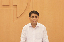 Ủy ban Kiểm tra Trung ương đề nghị khai trừ Đảng đối với ông Nguyễn Đức Chung