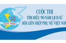Kết quả tuần thứ ba Cuộc thi tìm hiểu 90 năm lịch sử Hội LHPN Việt Nam