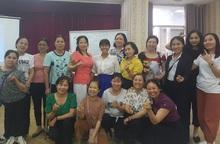 Chắp cánh cho phụ nữ khuyết tật khởi nghiệp sáng tạo