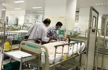 Cây phượng đổ trong sân trường: Một số học sinh trong tình trạng nặng