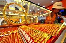 Giá vàng trong nước tăng 120.000 đồng/lượng phiên cuối tuần