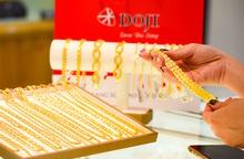 Tái lập ngưỡng 49 triệu đồng/lượng, vàng trong nước thu hẹp khoảng cách với giá vàng thế giới