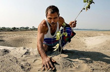 """""""Người rừng Ấn Độ"""" mỗi ngày trồng 1 cây xanh trong 40 năm, cái kết khiến người đời sau thầm cảm phục"""