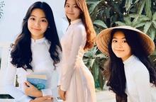 Diện áo dài truyền thống quá đẹp, con gái Quyền Linh được dự đoán trở thành Hoa hậu trong tương lai