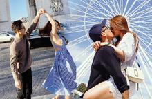 Hành trình tình yêu ngọt ngào trải qua 6 nước của cặp đôi du học sinh