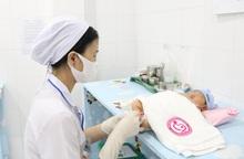 Bé đầu tiên bị suy giáp bẩm sinh tại Bệnh viện Phụ sản TP Cần Thơ