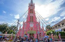Một biểu tượng Sài Gòn lọt vào những điểm đến màu hồng đẹp nhất do báo Mỹ bình chọn