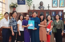 Đoàn Chủ tịch Trung ương Hội LHPN Việt Nam tri ân người có công và gia đình chính sách