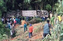Sức khỏe 32 nạn nhân bị thương vụ xe lao xuống vực ở Kon Tum hiện ra sao?