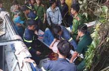 Danh sách 5 nạn nhân tử vong vụ xe lao xuống vực ở Kon Tum