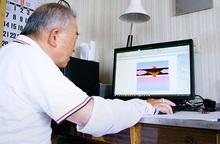 Cụ ông 80 tuổi sử dụng Microsoft Excel vẽ tranh, nhìn vào các tác phẩm ai cũng sốc