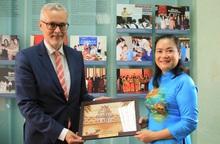 Đại sứ CHLB Đức: TYM có vai trò quan trọng hỗ trợ phụ nữ tiếp cận các dịch vụ tài chính