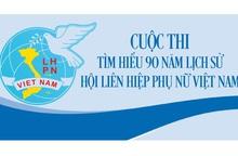 """Kết quả tuần thứ chín Cuộc thi tìm hiểu 90 năm lịch sử Hội Liên hiệp Phụ nữ Việt Nam"""""""