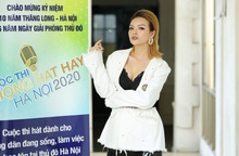 """""""Bí kíp"""" ghi điểm tại cuộc thi Giọng hát hay Hà Nội 2020"""