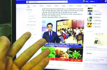 """Siết chặt hoạt động quảng cáo """"trá hình"""" trên mạng xã hội"""
