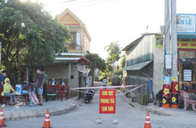 Quảng Trị phong tỏa tạm thời khu dân cư thuộc huyện Gio Linh