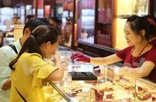 Giá vàng bất ngờ tăng trở lại, tái lập ngưỡng 57 triệu đồng/lượng