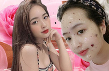 Tự làm mặt nạ collagen hoa hồng cho da căng mịn, trắng hồng