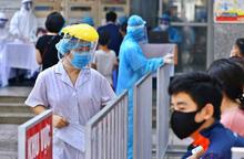 Một số bệnh viện ở Hà Nội chưa thực hiện đúng quy trình đảm bảo an toàn phòng chống Covid-19