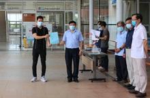 5 bệnh nhân tại Đà Nẵng khỏi bệnh và xuất viện