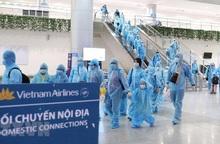 TPHCM còn hơn 880 người về từ Đà Nẵng đang đợi kết quả xét nghiệm