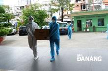 Hải Phòng hỗ trợ Đà Nẵng và Quảng Nam 200 ngàn khẩu trang và 5 tỉ đồng