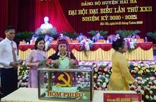 """Đại hội Đảng cấp trên cơ sở ở Quảng Ninh """"cán đích"""" sớm hơn 1 tháng"""