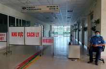 Thêm 2 bệnh nhân mắc mới Covid-19 ở Quảng Nam liên quan đến BV Đà Nẵng