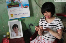Hành trình giành giật 1% sự sống của cô gái bị tẩm xăng thiêu và lời xin lỗi muộn màng của chồng