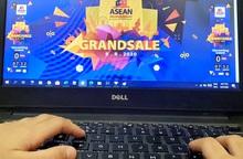Ngày mua sắm trực tuyến ASEAN lần đầu tiên tổ chức với nhiều ưu đãi đặc biệt