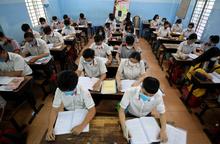 Hà Nội chuyển 1 điểm thi tốt nghiệp THPT do có giáo viên là F1
