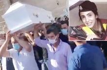 Nữ y tá thiệt mạng trước ngày cưới trở thành biểu tượng của thảm kịch Lebanon