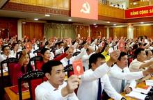 BCH Đảng bộ tỉnh Yên Bái nhiệm kỳ 2020-2025: 8/48 ủy viên là nữ