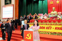 Tỉ lệ nữ cấp ủy nhiệm kỳ 2020-2025 của tỉnh An Giang là 18,75%