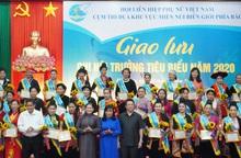 Vinh danh 39 Chi hội trưởng tiêu biểu của 7 tỉnh miền núi biên giới phía Bắc