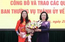 Nữ Bí thư Huyện ủy Mỹ Đức làm Giám đốc Sở Lao động - Thương binh & Xã hội Hà Nội