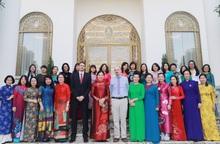 Tăng cường kết nối và nâng cao năng lực Mạng lưới lãnh đạo nữ