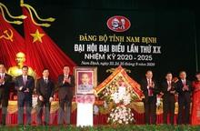 BCH Đảng bộ tỉnh Nam Định nhiệm kỳ 2020-2025: 6/53 đồng chí là nữ
