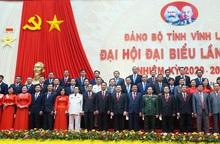 7/49 ủy viên BCH Đảng bộ tỉnh Vĩnh Long khóa XI là nữ