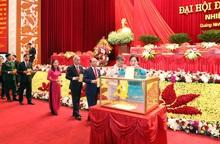 Tỉ lệ nữ cấp ủy Đảng bộ tỉnh Quảng Ninh khóa XV đạt 18,8%