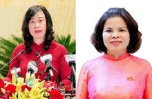 Bí thư Tỉnh ủy và Chủ tịch UBND tỉnh Bắc Ninh đều là nữ